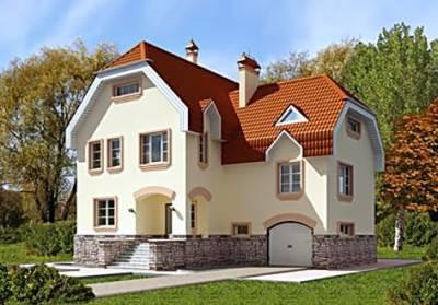 дом из ракушняка