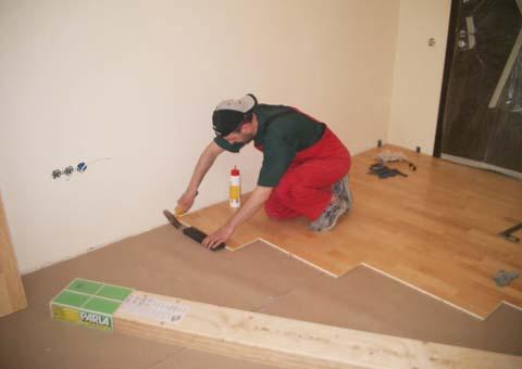 уровень шумоизоляции плитки керамогранит и ламинат сообщение