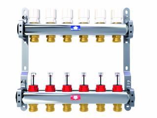 коллектор для отопления и водоснабжения