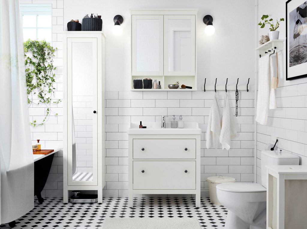 Bathroom cabinets sinks and vanities