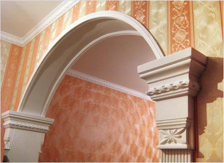 Свадебная арка своими руками - цветочная, из ткани или шаров 32